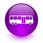 bus internet icon