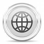earth internet icon