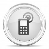 phone internet icon