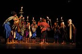 Sangkuriang theatrical show