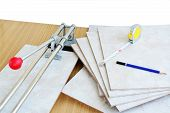 Ceramic Tiles With Tile Cutter