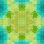 Vector Kaleidoscope Design