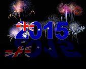 Australia, New Year 2015.