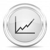 chart internet icon
