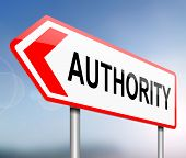Authority Concept.