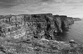 Famosas falésias de Mohair costa oeste Irlanda