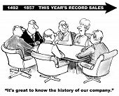 Record Sales Year