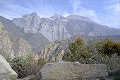 Accessing Sierra Nevada
