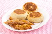 Salt Pork And Biscuits