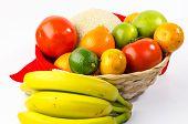 Fruit Basket - Healthy Eating