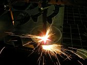 Metal cutting process