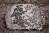 Roman Mosaic Floor