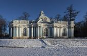picture of grotto  - Grotto pavilion built in 1753 - JPG