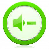 speaker volume icon music sign