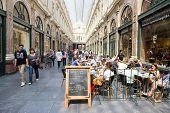 Brussels Royal Galleries