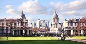 Greenwich, Royal chapel. London