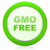 gmo free icon no gmo sign