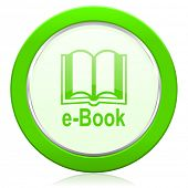 book icon e-book sign