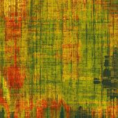 Vintage texture for background. With different color patterns: yellow (beige); brown; red (orange)