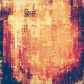 Abstract rough grunge background, colorful texture. With different color patterns: purple (violet); yellow (beige); brown; blue
