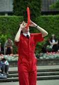 Johnathon Burns - World Buskers Festival