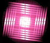 Vector abstract pink grid background