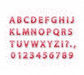 Valentines Alphabet