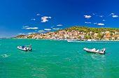 Turquoise Summer Destination - Tisno Village