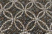 Stone paving texture