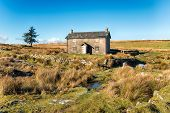Nun's Cross On Dartmoor