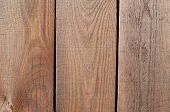 Wooden Background Made Of Three Boards