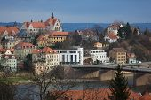 View Of The City Of Meissen