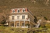 Old Victorian in Virginia City