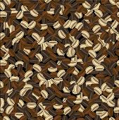 Coffee Pattern Seamless