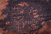 Petroglyphs, Valley Of Fire