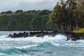 Maui Crashing Waves