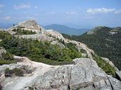 Mt Chocorua summit