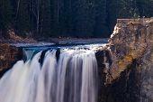 Lower Falls Close-Up