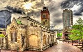 picture of church-of-england  - St Giles - JPG