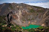 Irazu Volcano.