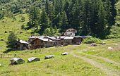 Alpine Stone Village
