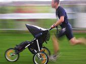Speedy Jogging Stroller