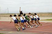 Women'S 1500 Meter Run