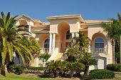Enormous neo mediterranean home