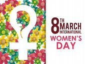 ������, ������: Happy Womens day design