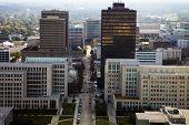 Aerial Baton Rouge