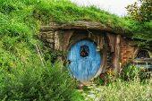 Постер, плакат: Hobbit Holes