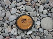 Rusty Wheel, Wheel Of Stone