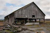 Old Barn in Edison