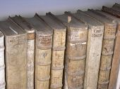 Livros de medicina antigos